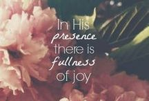 My Heavenly Father / so grateful for your love...
