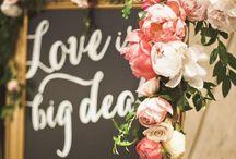 Wedding Finishing Touches Love