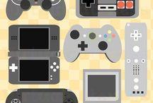 Videogames / Gamer board / by krissy lindsay