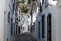 Vandringsresor Costa del Sol / Vi specialdesignar din vandringsresa till Solkusten.