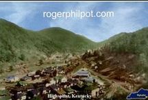 Roger's World / Coal Miners, Where They Worked and Lived.                http://www.rogerphilpot.com