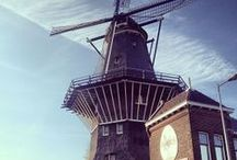 My Amsterdam / These are some of my favorite spots in Amsterdam from when I lived here in 2009-2015