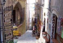 centri storici sardi