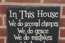 Spreuken over thuis