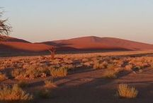 SOSSUSVLEI NAMIBIA / THE BEAUTY OF THE DUNES AT SOSSUSVLEI AS WELL AS THE INTERESTING FAIRY CIRCLES IN THE DESERT.