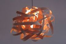 LAMPS - WOOD / LAMPS - WOOD / by Wood Olé