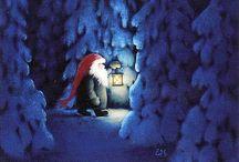 Jul jul strålande.... / Jul!