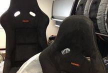 BMW - E46 M3 seats / BMW E46 M3 - seats