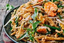 Recipes for Thai cuisine / Thai Food to cook, eat and enjoy