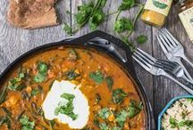 Recipes for Curry / The best curries to cook and enjoy