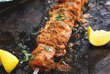Recipes for Kebabs and Kofta - Skewers / Kebabs & Kofta, Skewers - tasty recipes from around the world to enjoy.