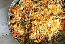 Rice & Wheat Recipes / Rice & wheat based recipes to enjoy
