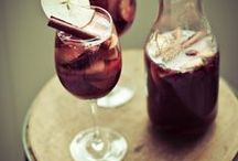 Cocktails, Punch & Spritzers / Great alcoholic drinks to share and enjoy #PartyTime #Relax #Holidays