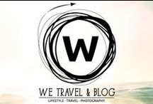 Inspirierende Reiseblogs / Reiseblogs denen ich folge. I am following these travel blogs.