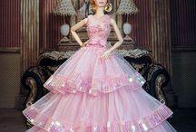 Poppen Barbie / Kleding