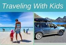 Reisen mit Kindern / Ideen und Tips mit Kindern zu reisen. Ideas and tips about travelling with kids.