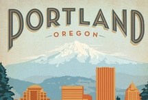 Portland / by Mt Tabor Media