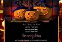 Halloween eBay Auction Templates / Give your customers a lasting impression of you by welcoming them to your eBay auction listings with these easy to use, fun and colorful Halloween auction templates.