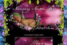 Reborn Baby Auction Templates / Beautifully designed Auction Templates to help Artists sell their Reborn Babies.