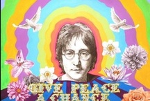 A Peace Of Art / John Lennon In Art / by Ralph Sileo