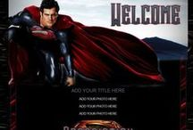 Movie Themed Auction Templates / Auction Templates created from famous Movies. Sell better on eBay with Auction Templates.