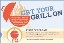 Grilling Tips / Summer time and the grillin' is easy...just follow these great tips.