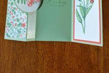 Flip cards SU thinlits