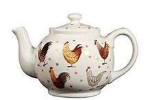 tea collezione teapot