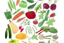 f.frutta verdura / pattern