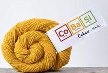 HiKoo / Eye candy for our Hikoo line of yarn.
