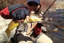 Gone Fishing! / Tenkara Fly Fishing