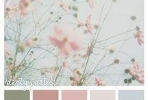 Colors / I love colors... inspirations...