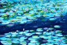 Art ~ Blue / by ⚑ ᘻaya  ⚑