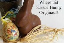 German Easter / Celebrate Easter like they do in Germany! German Easter Foods, Traditions and Rabbits! / by German Girl in America