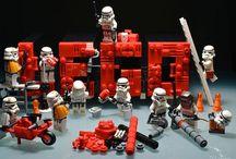 Lego Fan Art