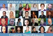 Minuca's Expert Roundups / Expert roundups where influencers give their best advice to their readers.  SEO, social media, blogging, freelance writing, guest posts, blogging tips, traffic, grow your email list, get more subscribers, get more followers.