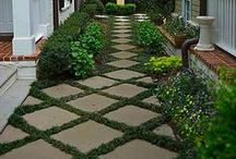 Up the Garden Path / Pathway inspiration