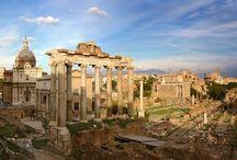arch: Forum Romanum / ||Forum Romanum, Rzym, Włochy, Starożytny Rzym