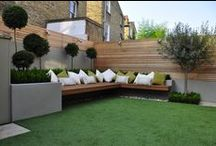 Small Garden Designs / Got a small area ? Take a look at some of these creative designs for small gardens