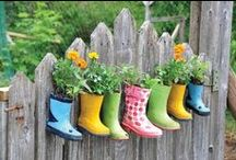 Clever Garden Ideas ! / Some very clever gardening ideas