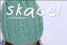 Skacel vol. 5 Fall/Winter 2014 / Volume 5 of our Magalog!