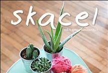 Skacel vol. 4 Spring/Summer 2014 / Volume 4 of our Magalog!