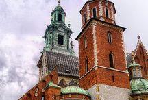 arch: Wawel / Polska