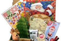 Christmas Activities for Children / Christmas Ivy Kids Mini-Kit for children. Crafts and activities to go along with the book A Night Before Christmas.