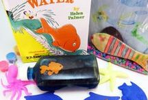 A Fish out of Water by Helen Palmer -March 2016 Ivy Kids kit / Math, Science, Literacy, and Art activities inspired by the book A Fish Out of Water by Helen Palmer. All activities are included in the March 2016 Ivy Kids kit. Subscribe now www.ivy-kids.com