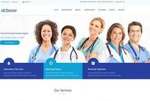 Health & Medical Themes / Here you wiil get Health & Medical Themes. Health&Medical theme aimed for doctor, dentist, dental, practices, dentists, doctors, surgeons, hospitals, health and health clinics or any other medical related websites to promote any other medical related business