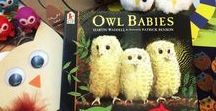 Owl Babies by Martin Waddell Ivy Kids Kit October 2016
