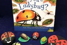 Are you a Ladybug? April 2017 Ivy Kids kit