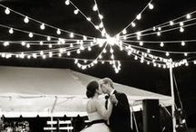 Wedding Lights / Regardless of the theme of your wedding, we have a variety of lighting options that are perfect for you. These pins provide great examples for the many uses of our globe string lights and hanging paper lanterns.