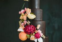 inspired cakes / Gorgeous, fun, funky, stunning cakes / by Letterpress Bakery